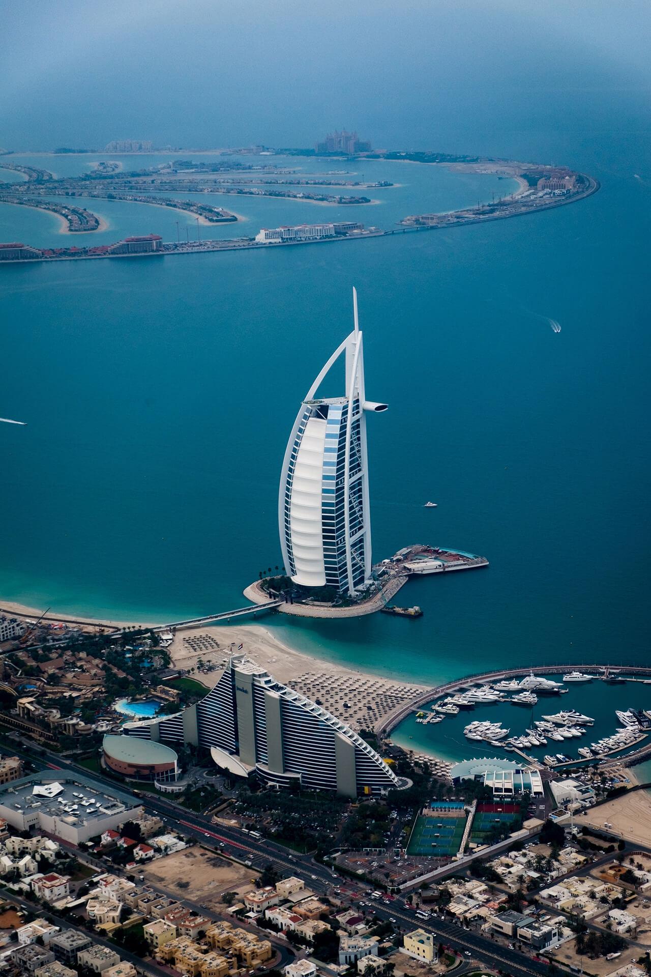 Tour du lịch Dubai-BURJ AL ARAB