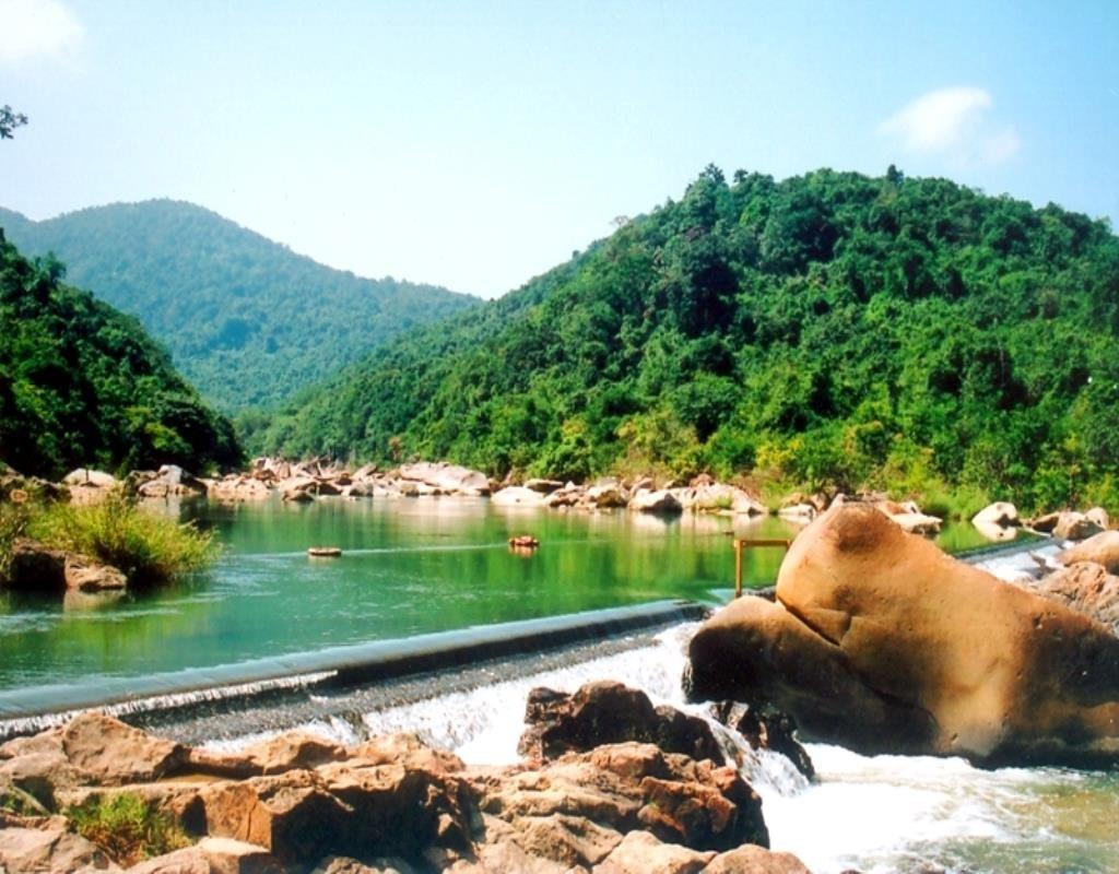 Khu du lịch Hầm Hô - Tour du lịch Phú Yên – Quy Nhơn 4N3D