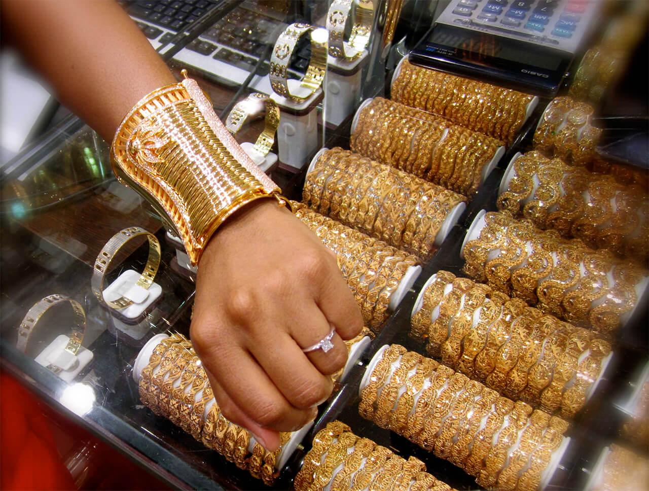 Tour du lịch Dubai-gold-souk