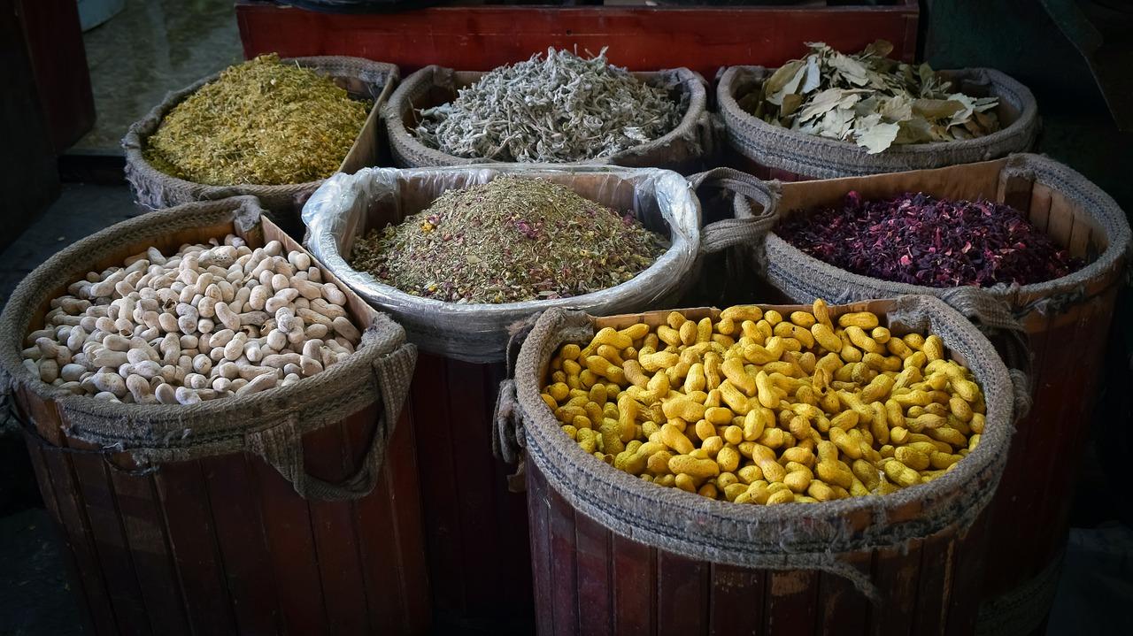 Tour du lịch Dubai-spice souk