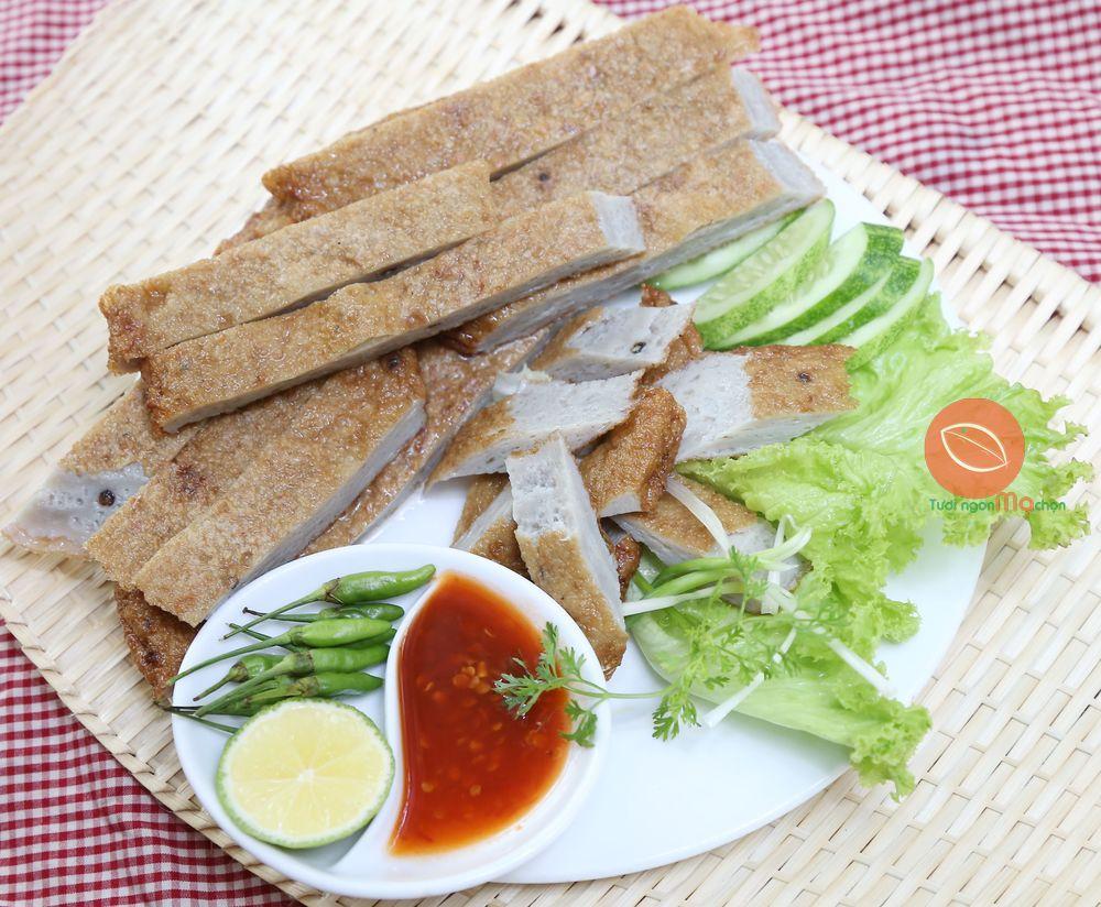 Chả cá - đặc sản Nha Trang