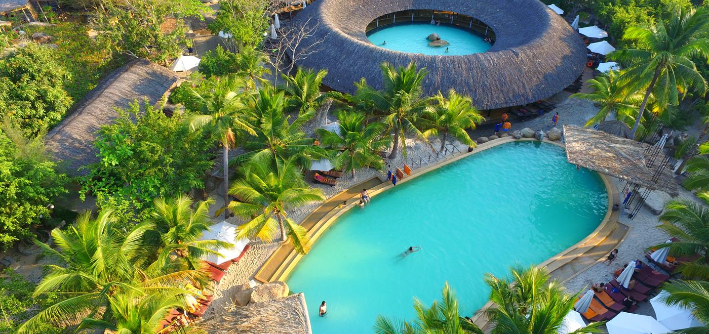 Khu nghỉ dưỡng I-Resort - tour Nha Trang 2N3D du lịch Vinatravel