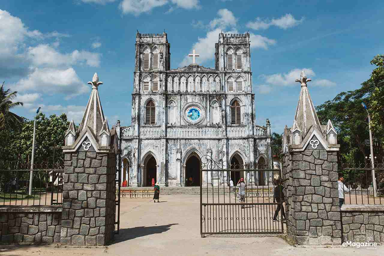 Nhà thờ Mằng Lăng - Tour du lịch Phú Yên – Quy Nhơn 4N3D