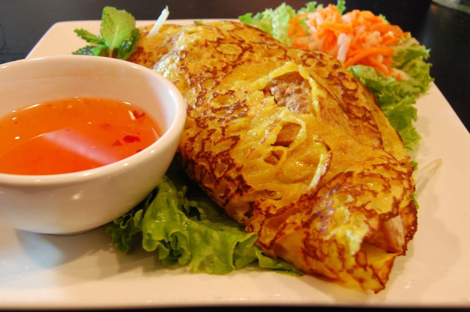 Bánh xèo Quảng Hòa - Đặc sản Quảng Bình - du lịch Vinatravel