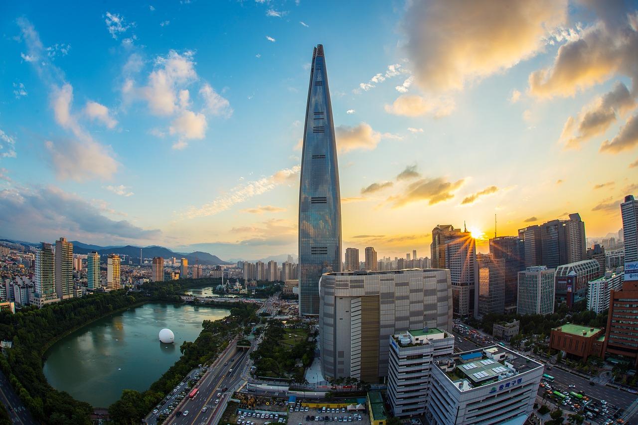 Shop Mỹ phẩm Nội Địa Charm and Charm - Tour du lịch Hàn Quốc