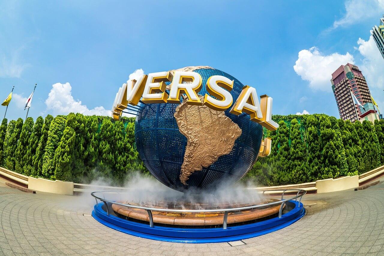 Đi du lịch bờ Tây nước Mỹ -Phim trường Universal Studio