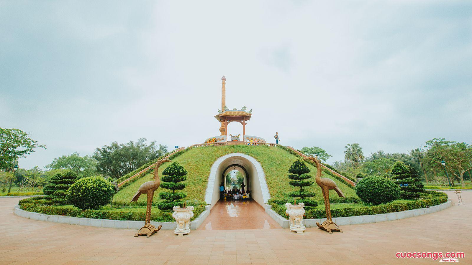 Thành cổ Quảng Trị - du lịch Vinatravel