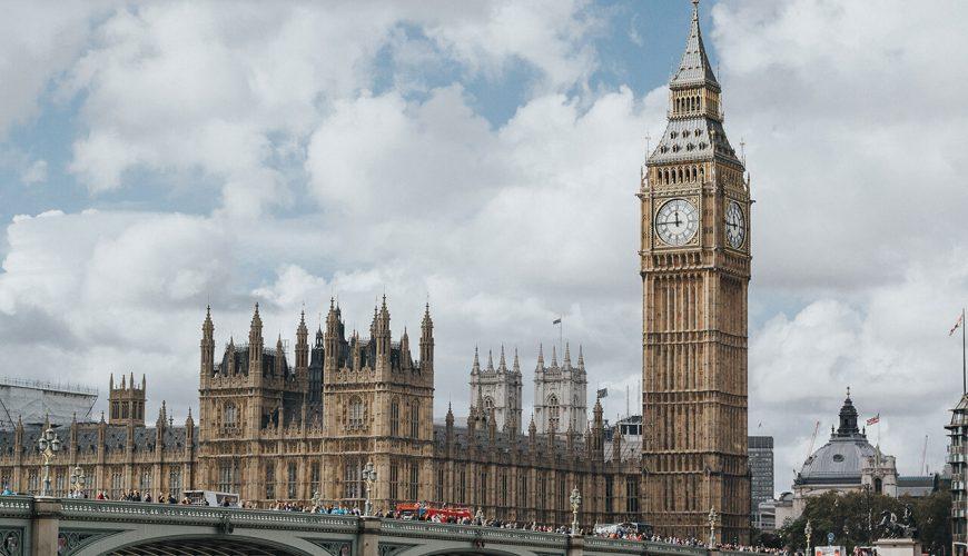 Du lịch nước Anh tại Châu Âu