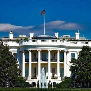 Nhà Trắng(White House) tại Washington DC)