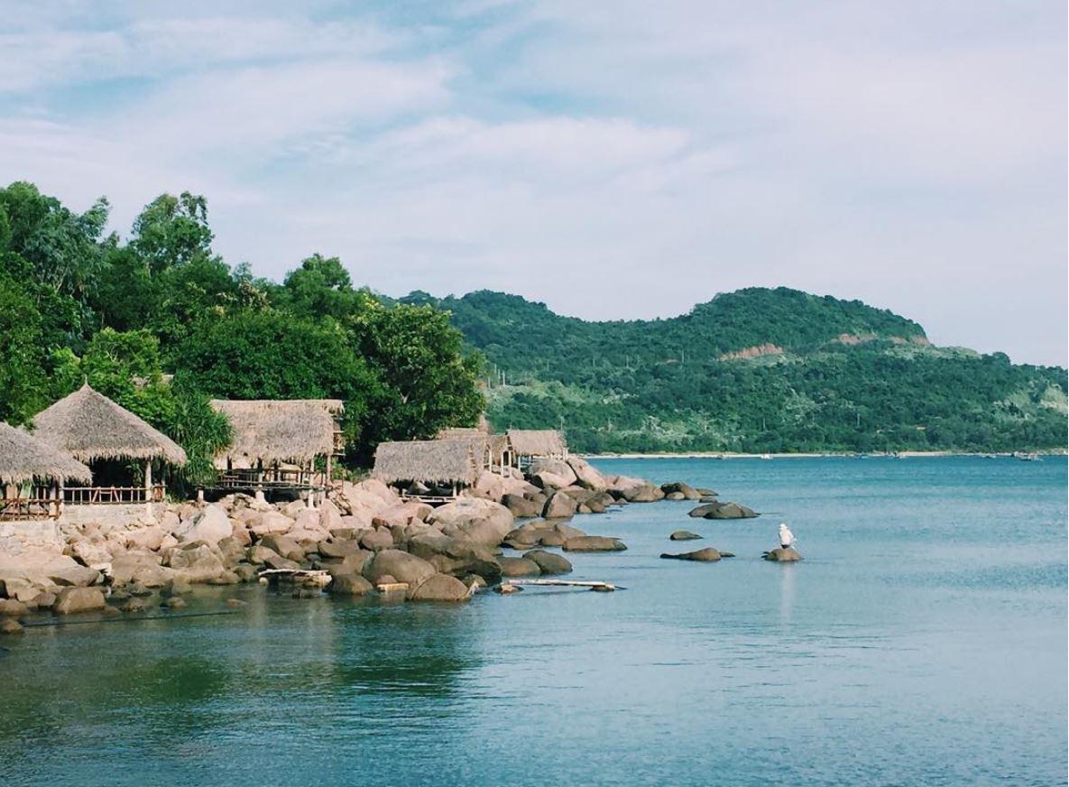 Bãi Rạng tại Đà Nẵng- du lịch cùng Vinatravel