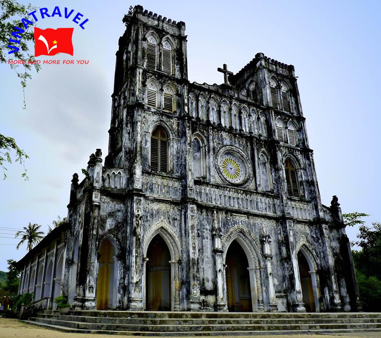 Nhà thờ Mằng Lăng - Tour du lịch Phú Yên 3N3D