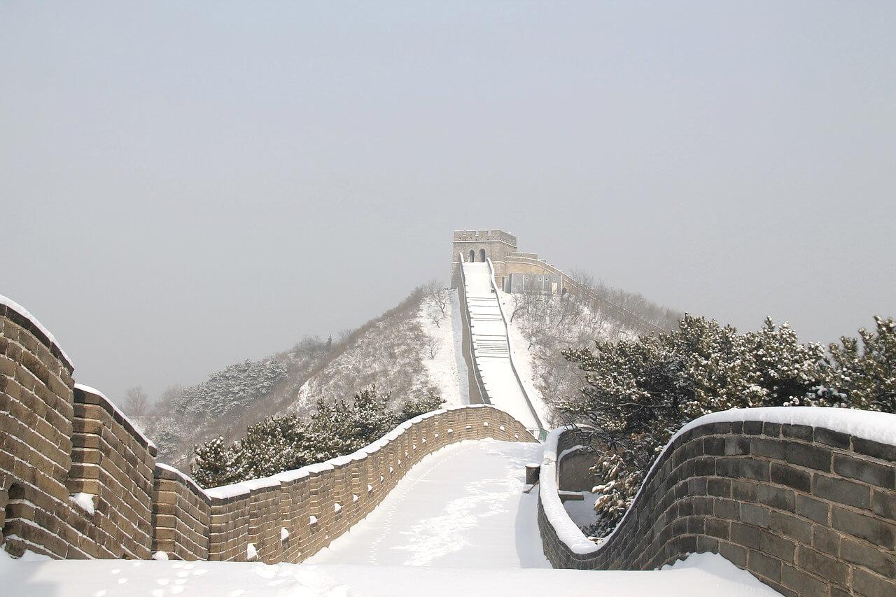 Những Địa Điểm Phải Đến Một Lần Trong Đời Ở Trung Quốc - Vạn Lý Trường Thành