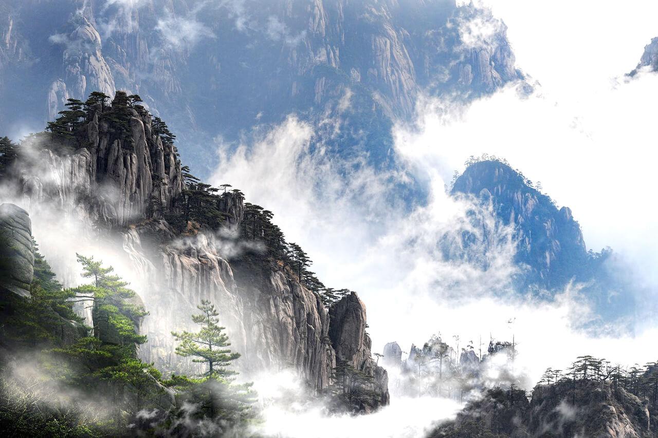 Quái Thạch - Một ngày khám phá tiên cảnh ở Hoàng Sơn
