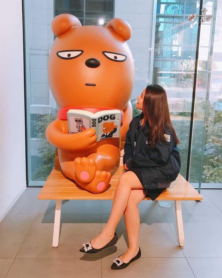 @leanhmsc top 4 store siêu thời thượng ở Seoul