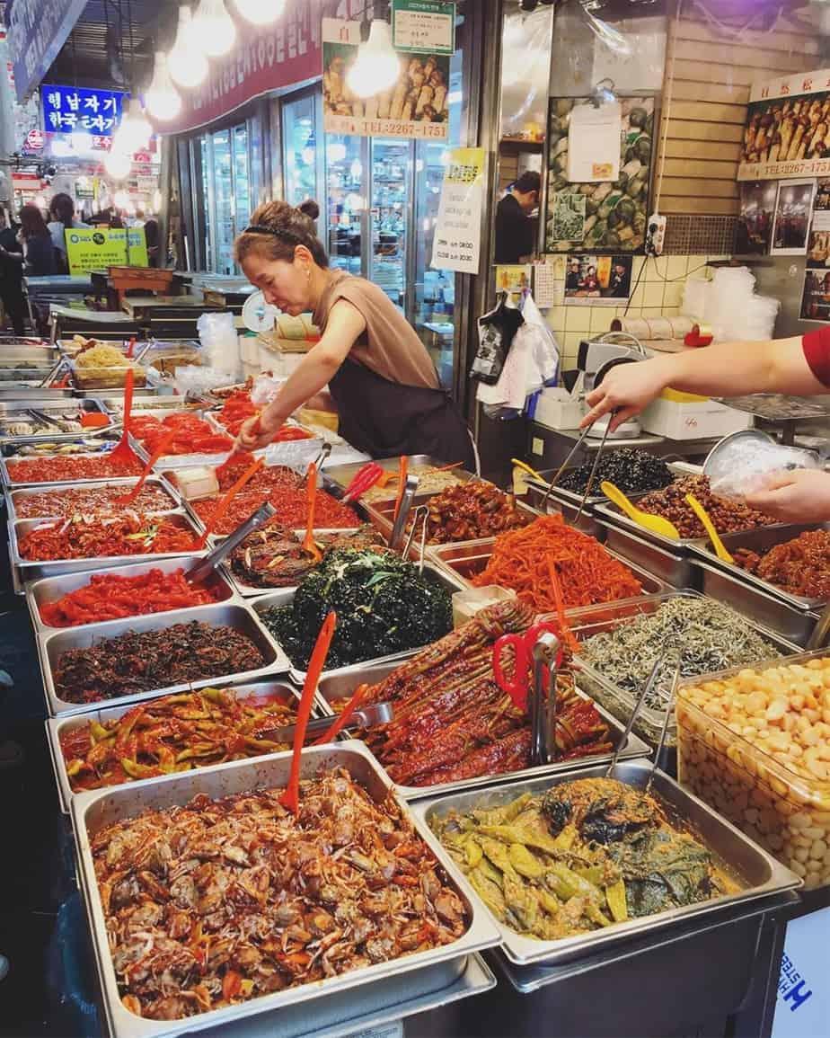 Food food! Good good ở khắp muôn nơi - 3 khu chợ siêu hot ở Seoul