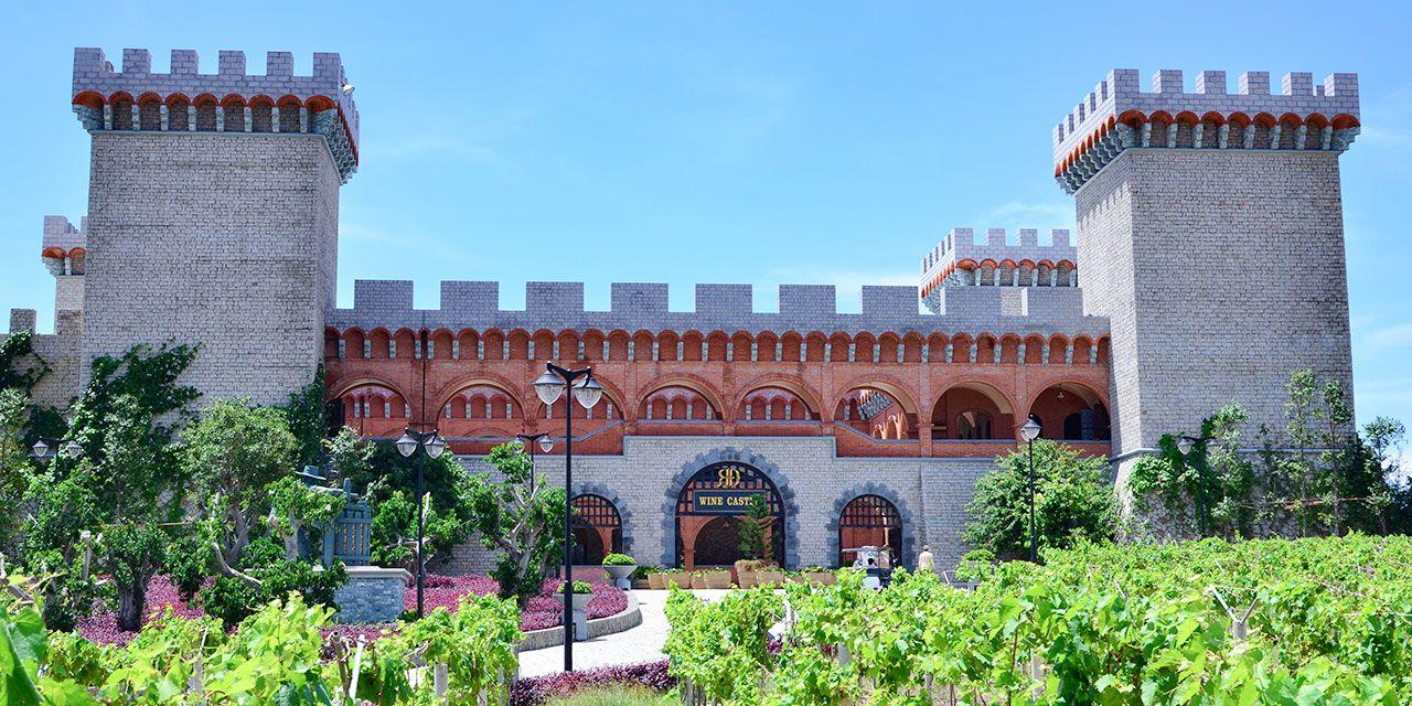 Lâu đài rượu vang RD - Tour nghỉ dưỡng 3N2D cùng Vinatravel