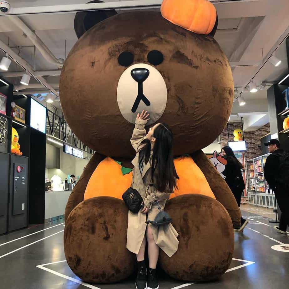 @bxmy0127 - top 4 store siêu thời thượng ở Seoul