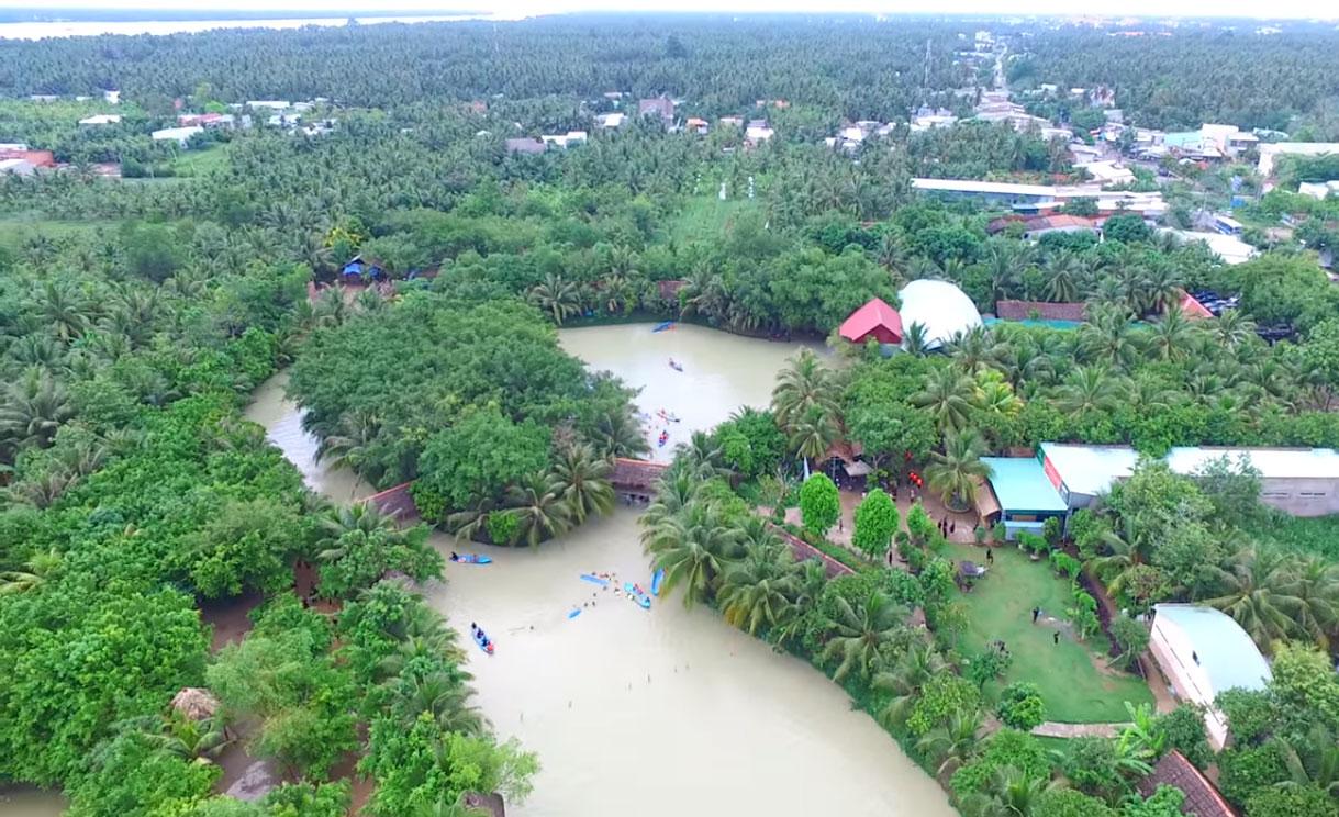 KDL Lan Vương - Tour Bến Tre - Cần Thơ 2N1D