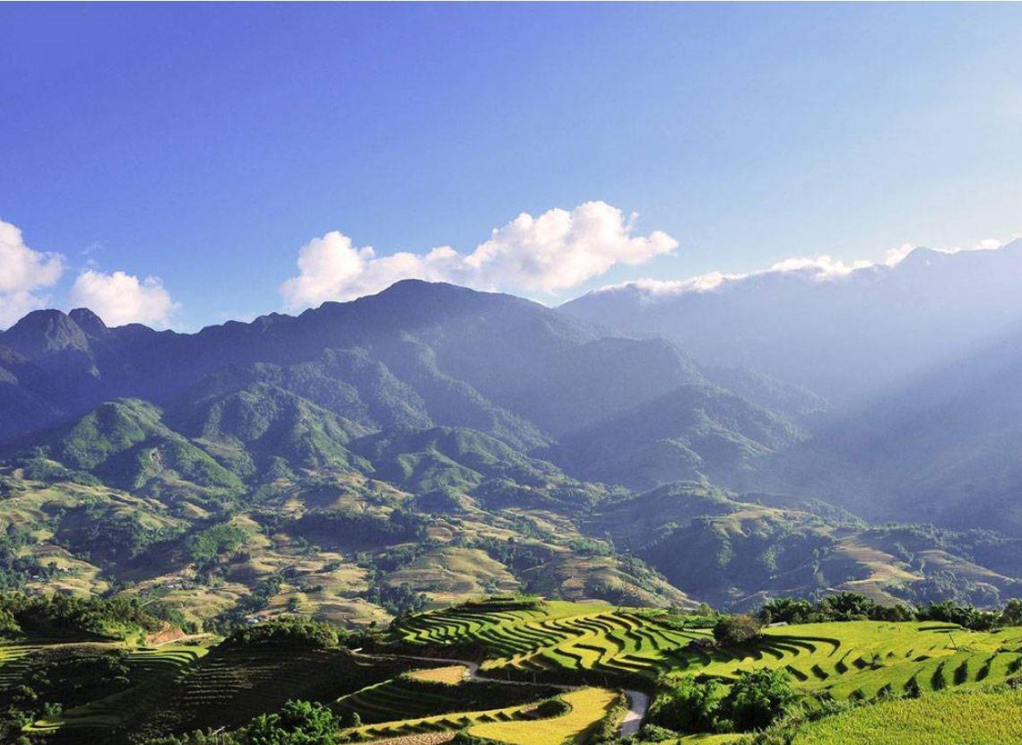 Núi Hàm Rồng - địa danh hấp dẫn bậc nhất Sapa