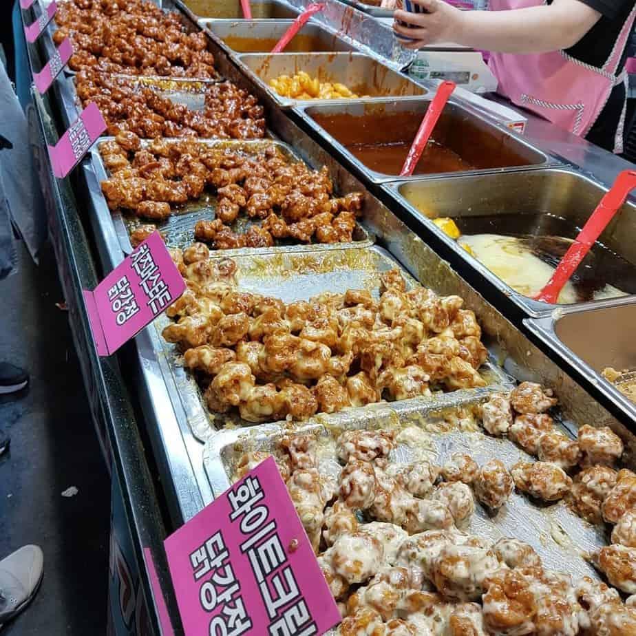 Còn đồ ăn thì chẳng thể nào chê - 3 khu chợ siêu hot ở Seoul