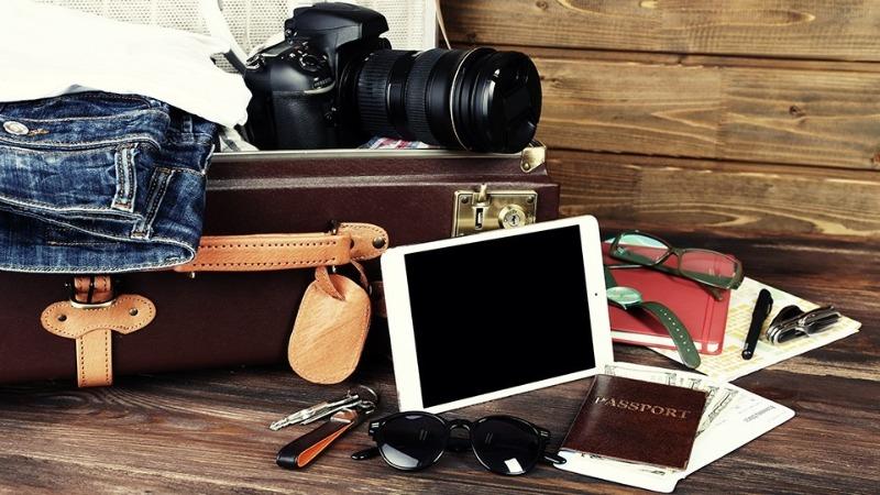 Chuẩn bị đồ dùng sinh hoạt đầy đủ để yên tâm bay nhảy - những điều cần chuẩn bị khi đi du lịch Trung Quốc