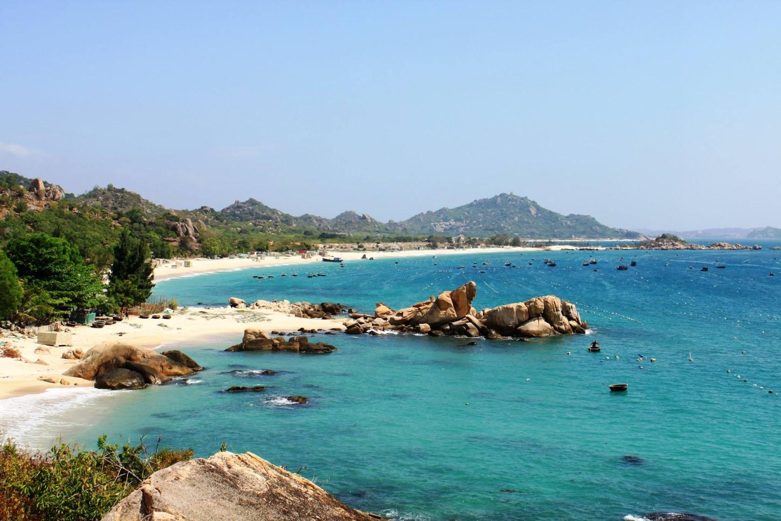 du lịch Vinatravel - khám phá Đảo Bình Hưng