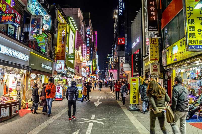 Những câu tiếng Hàn thông dụng cho bạn tự tin phá đảo Hàn Quốc