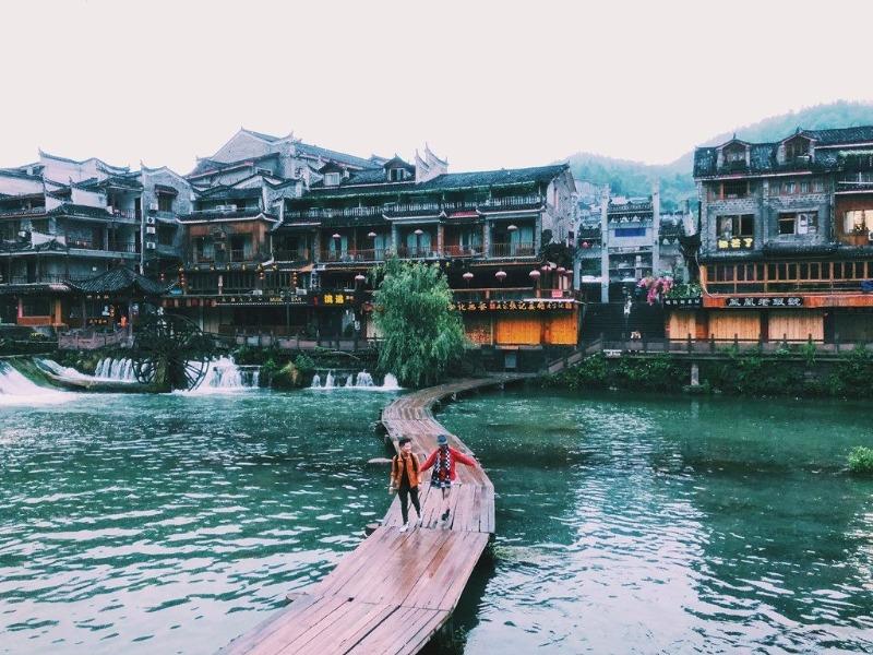 Du lịch tự túc hay đi tour đều có những cái hay khác biệt kinh nghiệm du lịch Trung Quốc