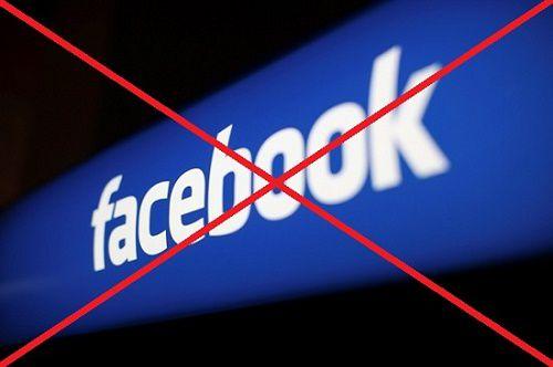 Việc sử dụng Facebook ở quốc gia này sẽ có phần khó khăn
