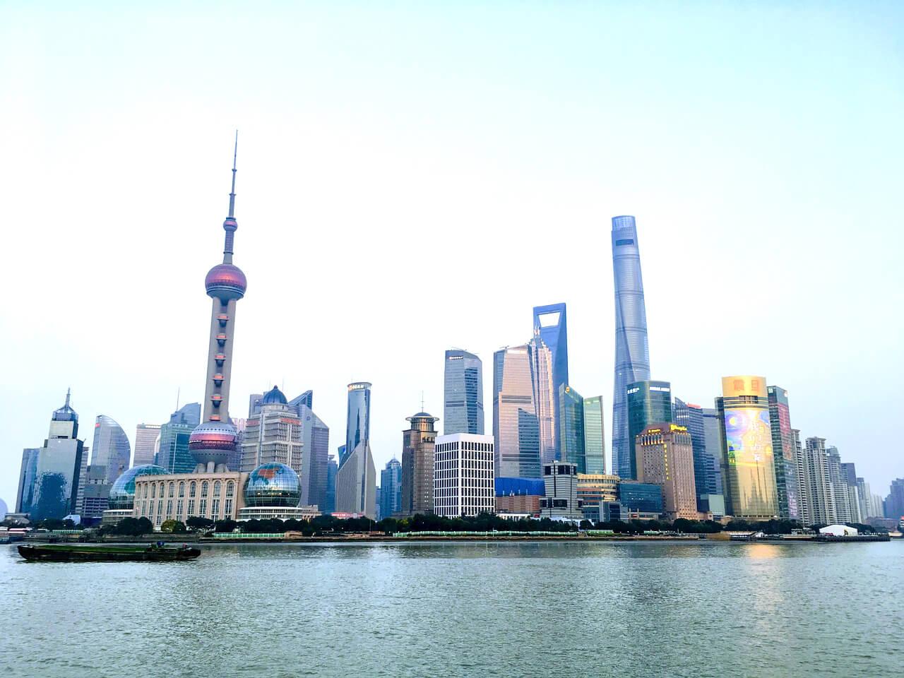 Những Cảnh Đẹp Ở Thượng Hải - bến Thượng Hải