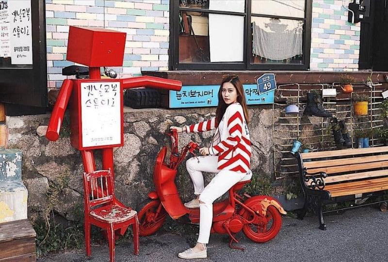 Khu ổ chuột khi xưa nay như là báu vật - judy__zyc - Những địa điểm check in siêu xịn ở Seoul