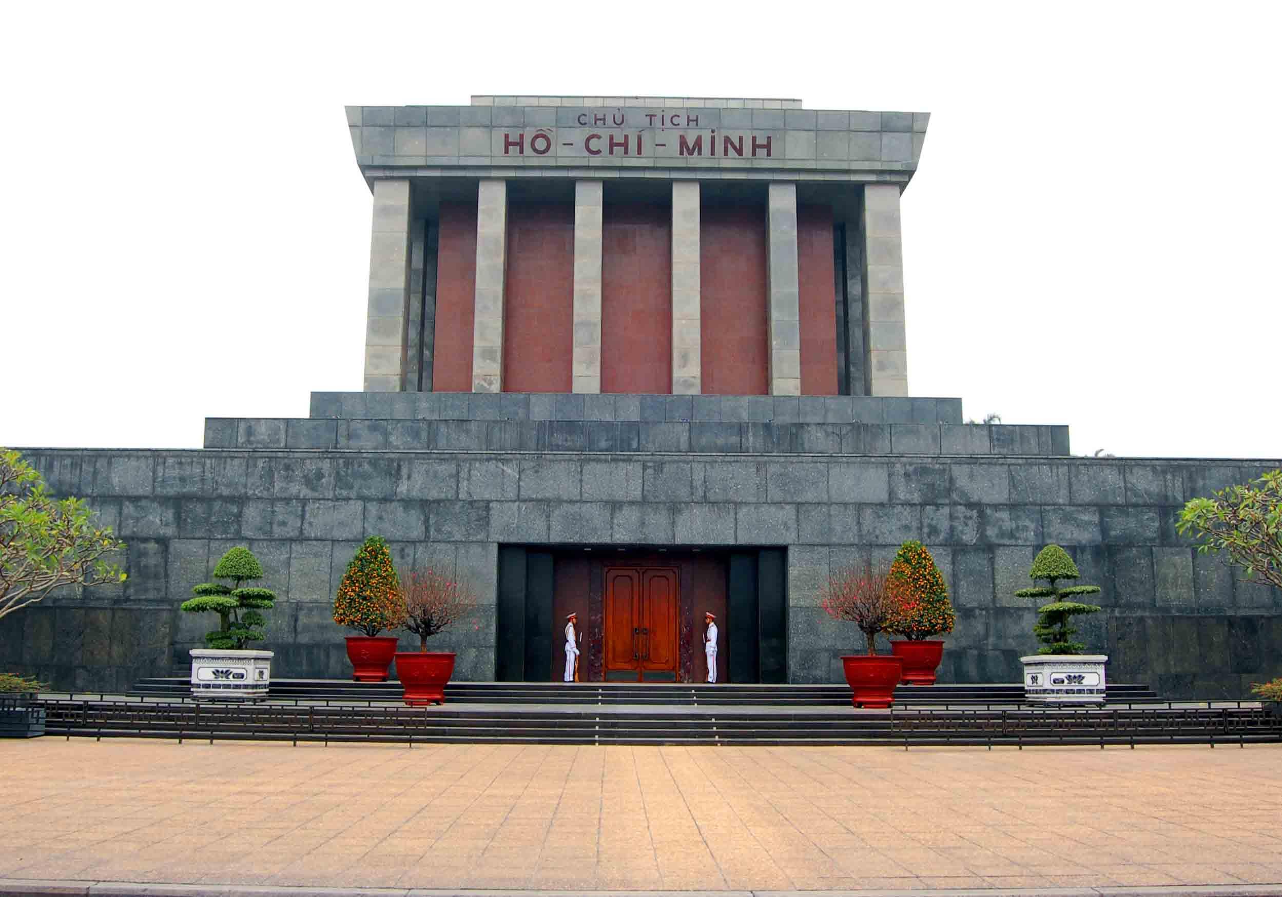 Lăng Chủ tịch Hồ Chí Minh - Tour du lịch Hà Nội - Hạ Long - Sa Pa 5N4D