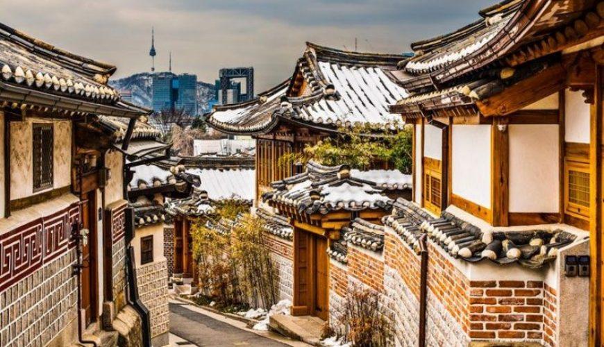 Mùa đông phố cổ càng trở nên mê hồn những địa điểm check in siêu xịn ở Seoul