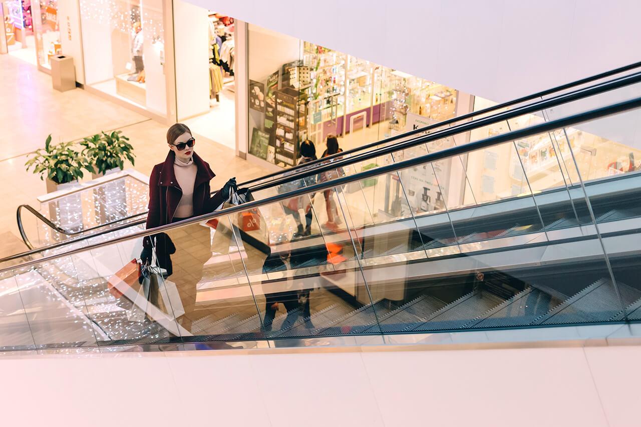 Shoping ở Thượng Hải