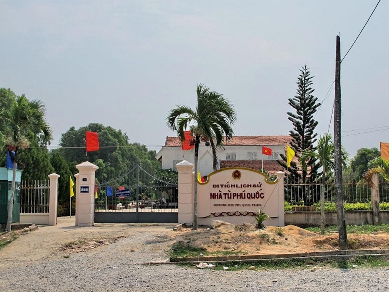 Nhà tù Phú Quốc - du lịch cùng Vinatravel