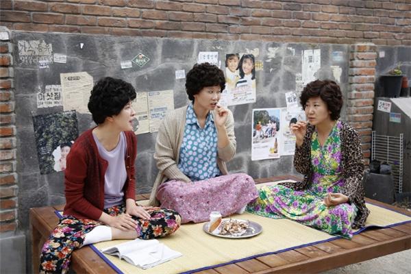 Mái tóc đặc trưng của phụ nữ trung niên Hàn Quốc- điều cực thú vị chỉ có ở Hàn Quốc