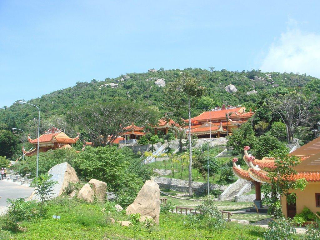 Núi Minh Đạm - tour du lịch Long Hải cùng Vinatravel
