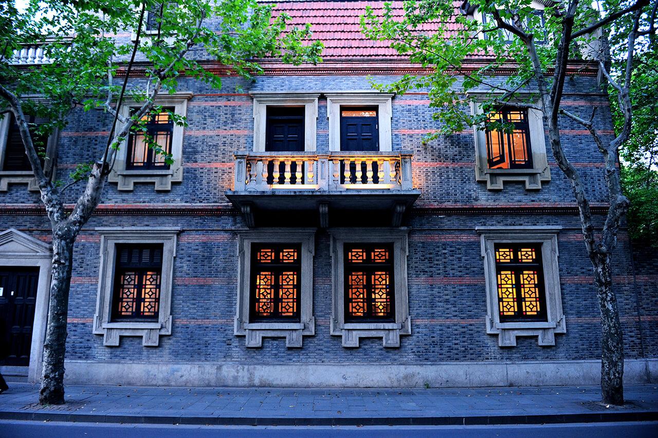 Tân Thiên Địa với nét cổ xưa quyến rũ -những cảnh đẹp ở Thượng Hải