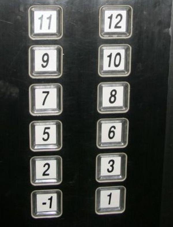 Những thang máy ở Hàn Quốc không có tầng số 4 - Điều cực thú vị chỉ có ở Hàn Quốc