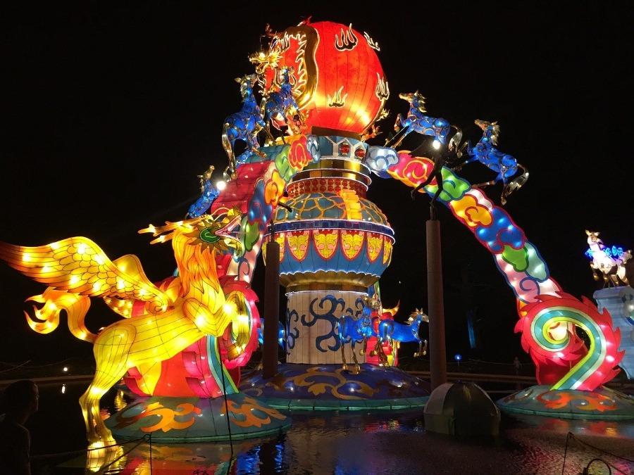 Những lễ hội vô cùng sôi động, náo nhiệt đầu năm - tour du lịch Trung Quốc mùa xuân