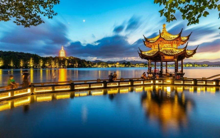 Lạc vào tiên cảnh ở Hàng Châu