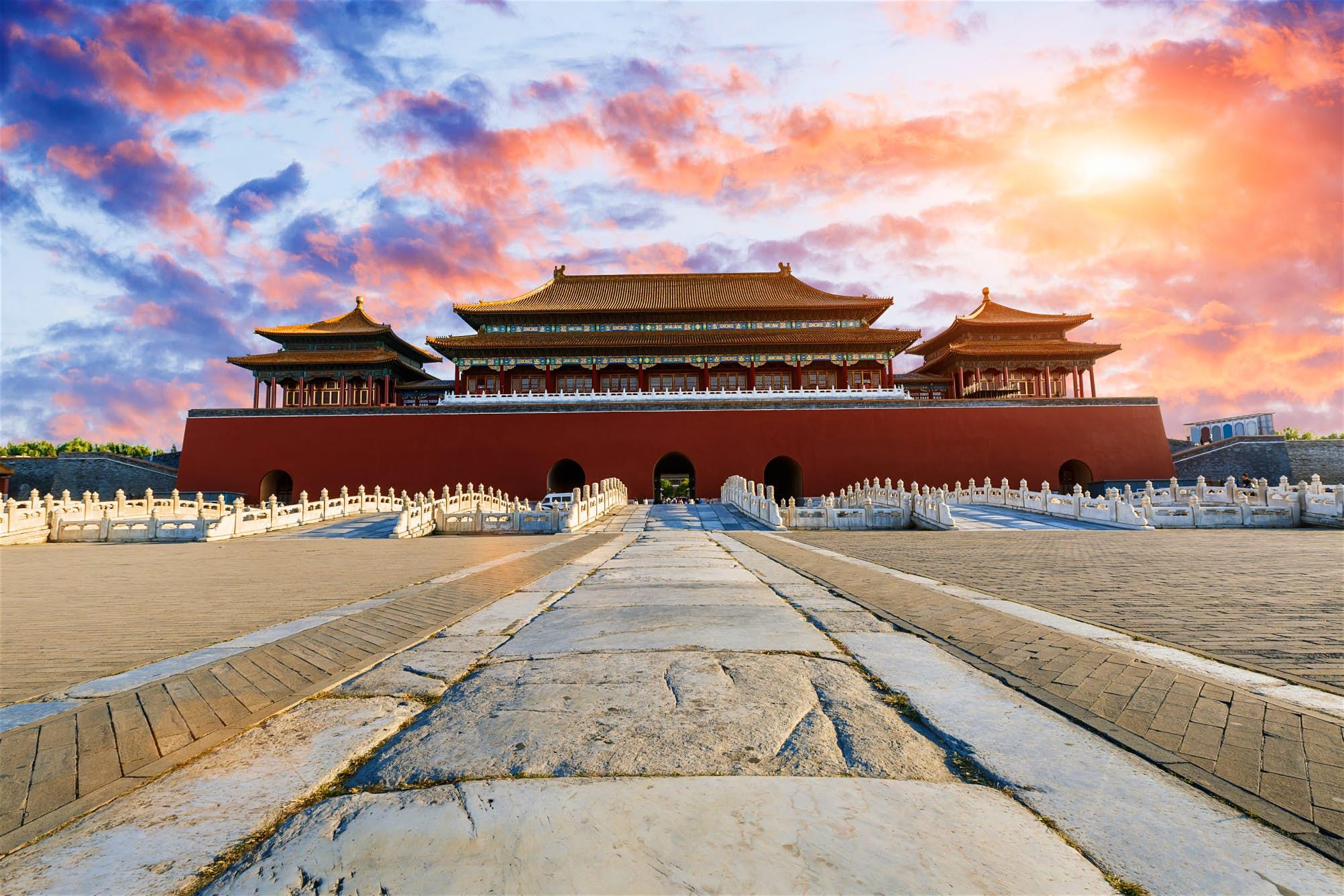Trung Quốc xinh đẹp, rộng lớn và chứa đựng bao điều kì lạ