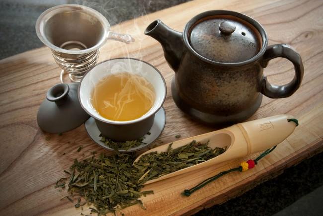 Trà trinh nữ là một món trà kì lạ nhưng không kém phần tươi ngon 10 điều kì quái chỉ có ở Trung Quốc