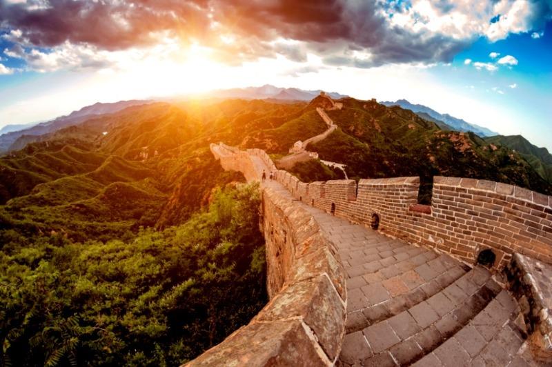 Trung Hoa là mảnh đất tuyệt diệu mà thiên nhiên ưu tặng