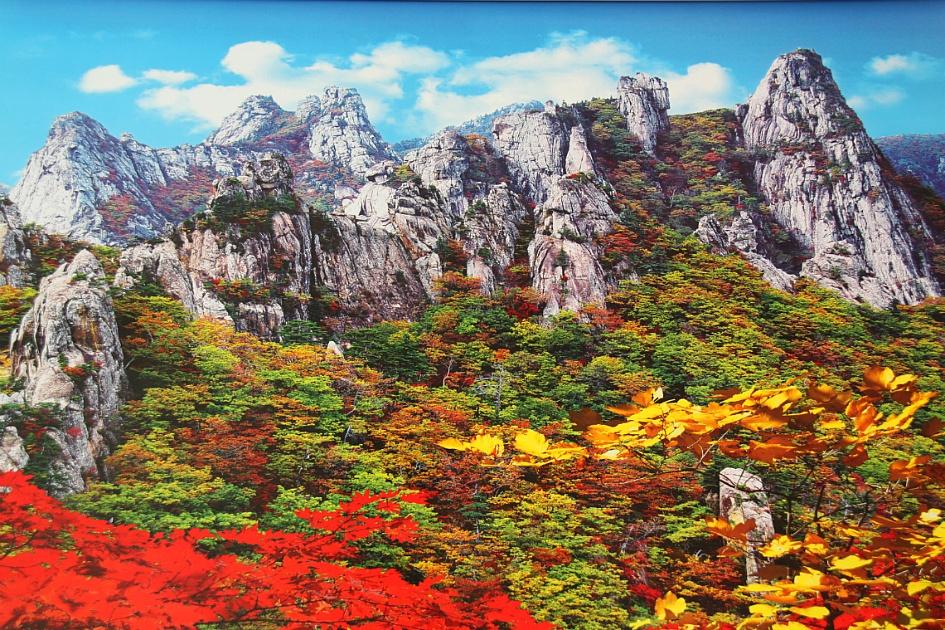 Vẻ đẹp ngoạn mục tựa tiên cảnh nên đi du lịch Hàn Quốc mùa nào