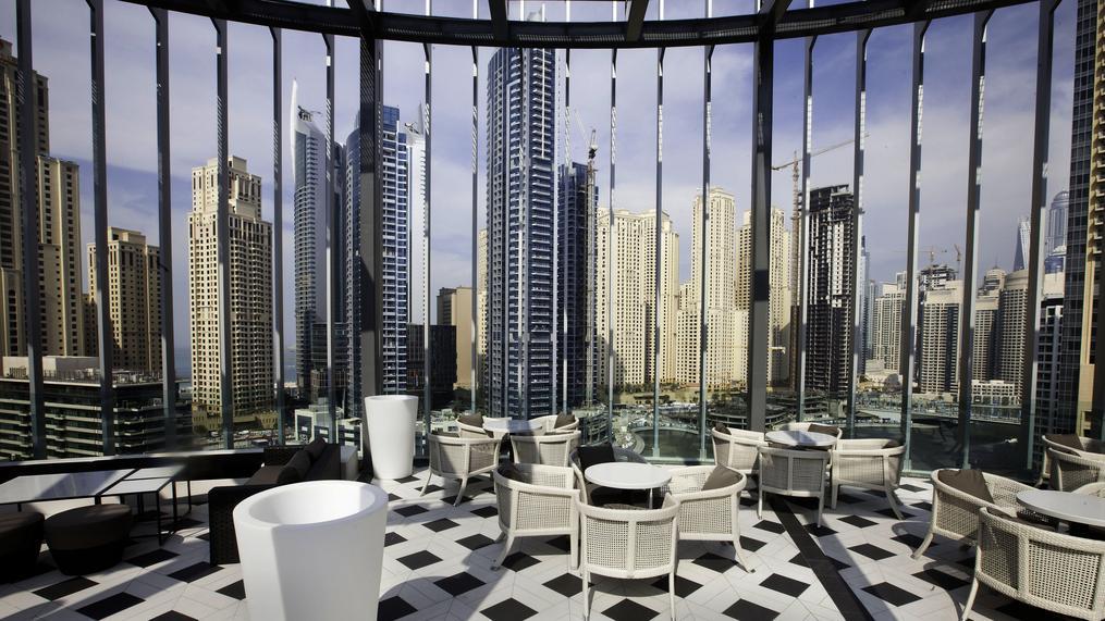 Góc nhìn khác lạ chỉ nơi này mới có du lịch Dubai