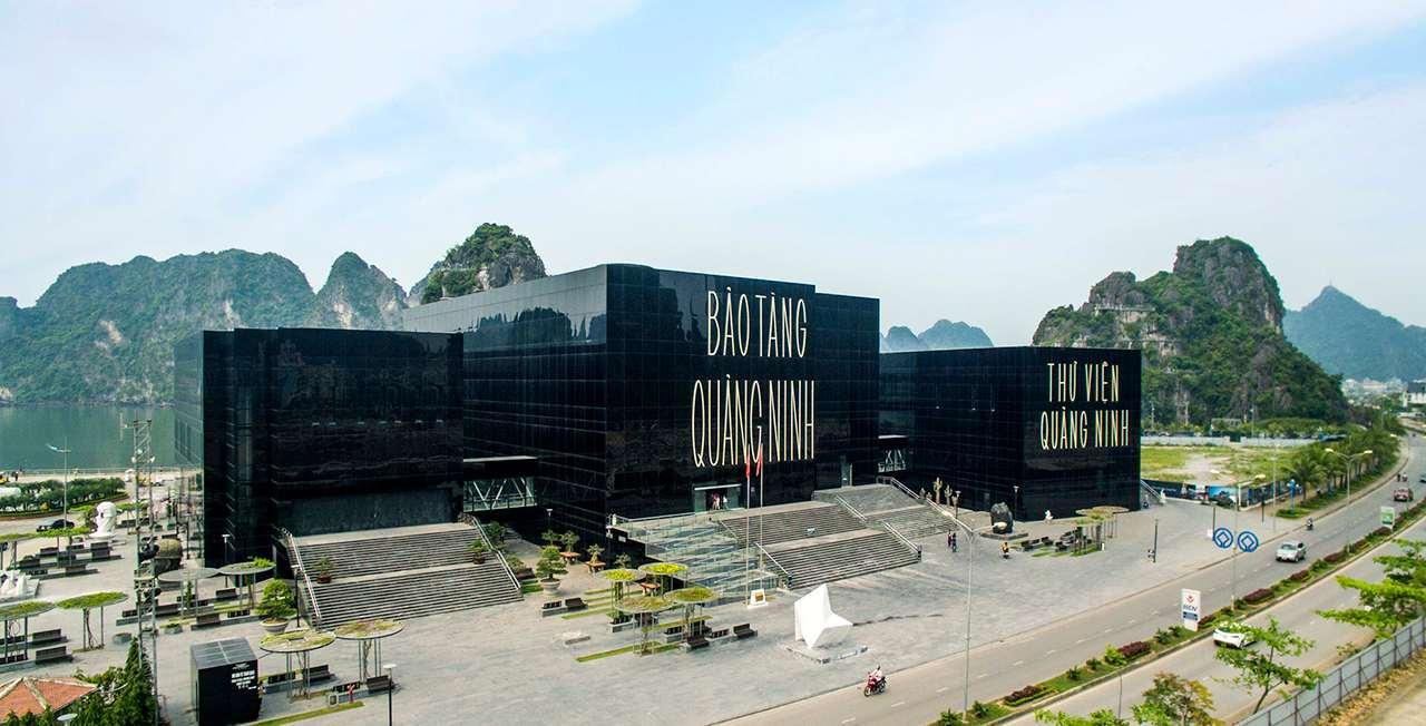 Bảo tàng Quảng Ninh - điểm đến hấp dẫn du khách