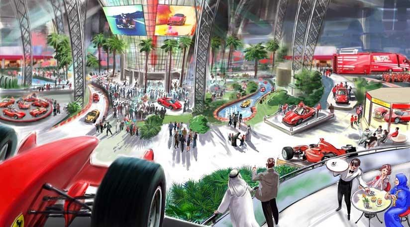 Một bộ phim về một câu chuyện vô cùng kì thú đi du lịch Dubai