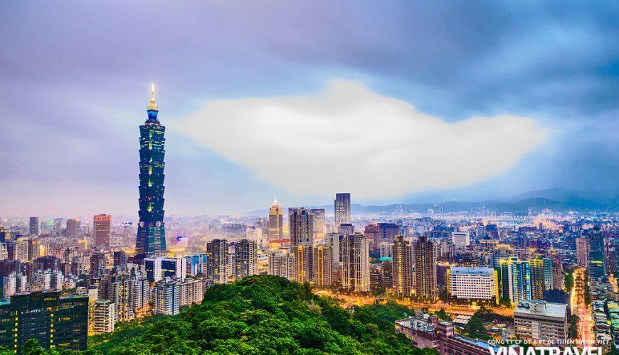 Điểm đến Đài Loan