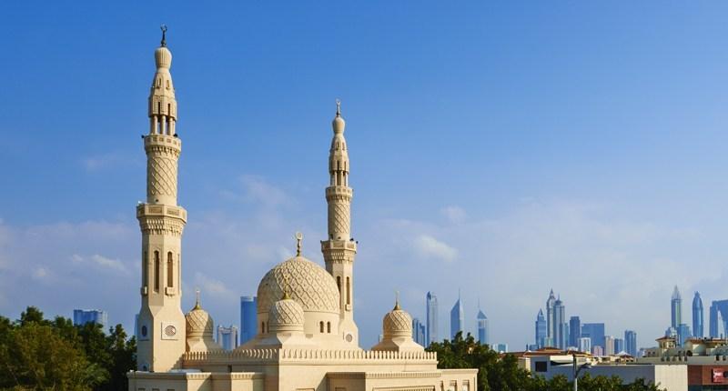 Một nét yên bình giữa Dubai nhộn nhịp kinh nghiệm du lịch Dubai